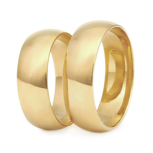 ItaloDesign Gouden trouwringen DM18