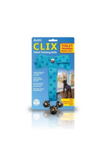 Clix trainen & africhten Toilet training bells