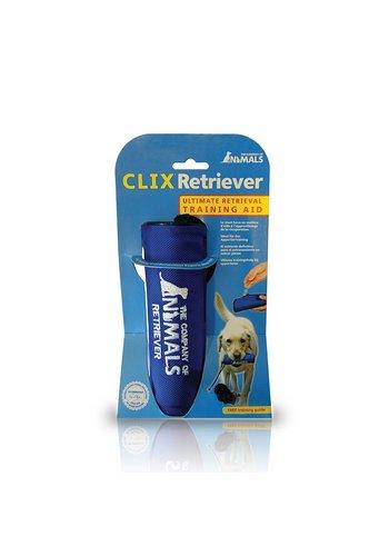 Clix Clix Trainen & africhten Retriever apporteerhulp blauw