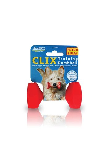 Clix trainen & africhten Dumbbell medium