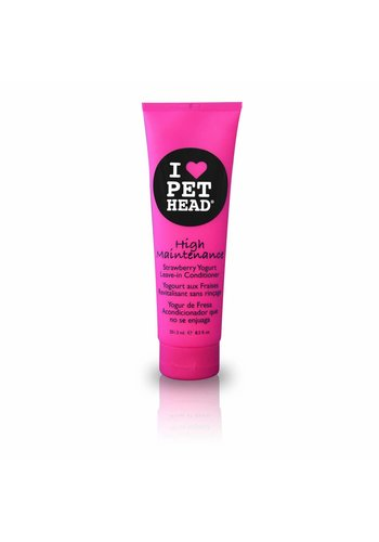 Pet Head verzorging High Maintenance Leave-In Conditioner 250 ml