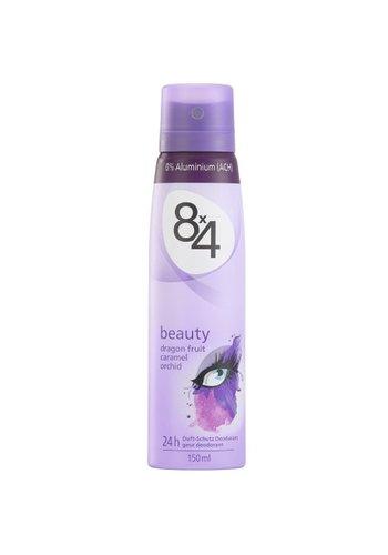 8x4 8x4 déodorant 150ml beauty