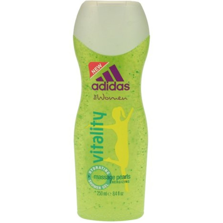 Adidas bad & douche women vitality 250 ml