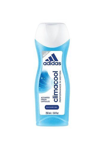 Adidas Adidas Shampoing et gel douche  250ml women climacool
