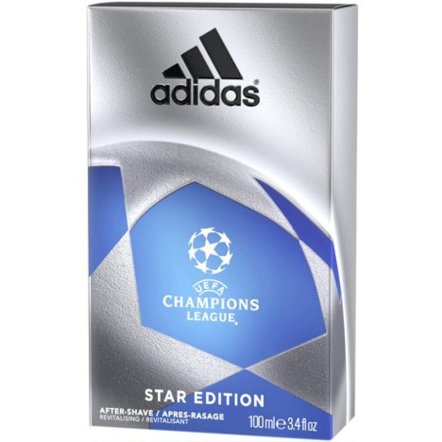 Adidas aftershave champions league 100 ml