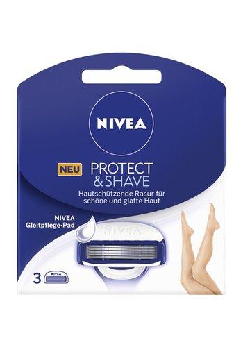 Nivea Rasage protecteur sain Nivea 3