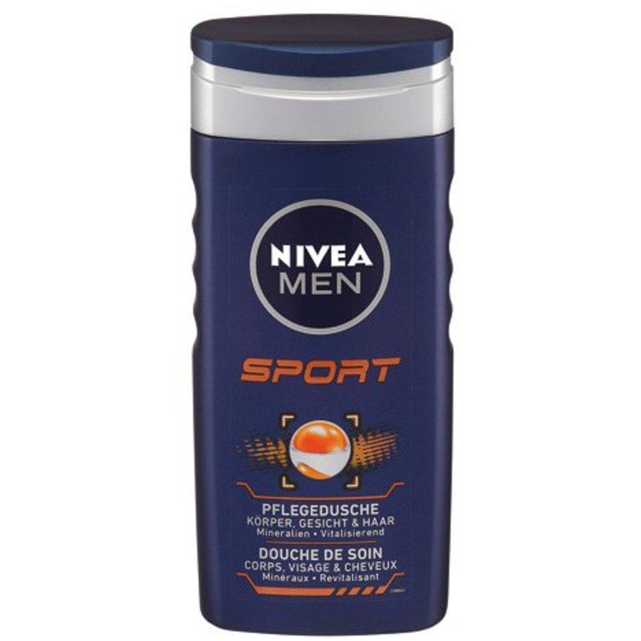 Nivea douche sport voor mannen 250 ml