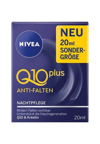 Nivea Nivea Visage q10 anti rimpel nachtverzorging 20ml