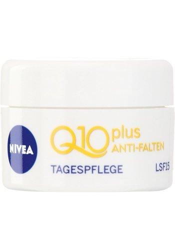 Nivea Nivea Visage Q10 Crème de jour anti-rides 5ml
