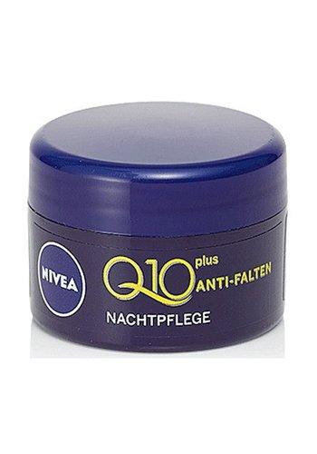 Nivea Nivea Visage q10 anti-rimpel nachtverzorging 5ml