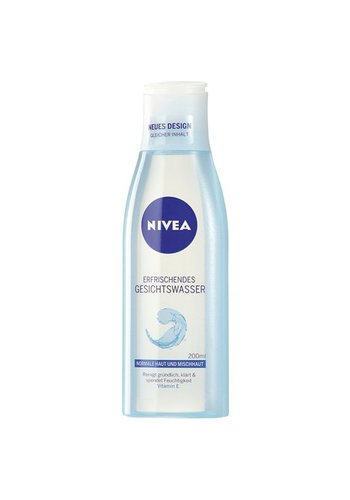Gillette Nivea Visage Gezicht-Water met Alcohol 200ml
