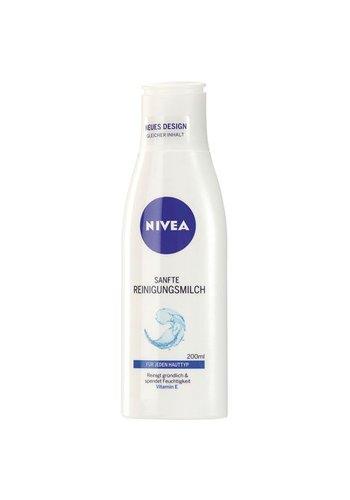 Nivea Nivea visage nettoyant du visage, lait doux 200ml