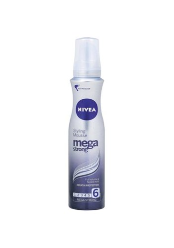 Nivea Mousse 150ml mega sterk