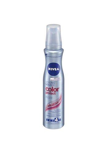 Nivea Nivea Mousse cheveux 150ml protecteur couleur avec filtre uv