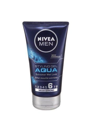 Nivea Haargel styling 150ml voor mannen aqua