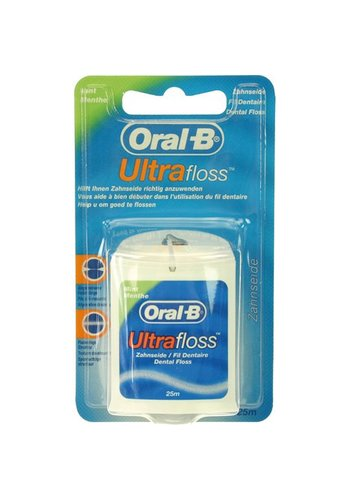 Oral B Floss super floss mint 25m