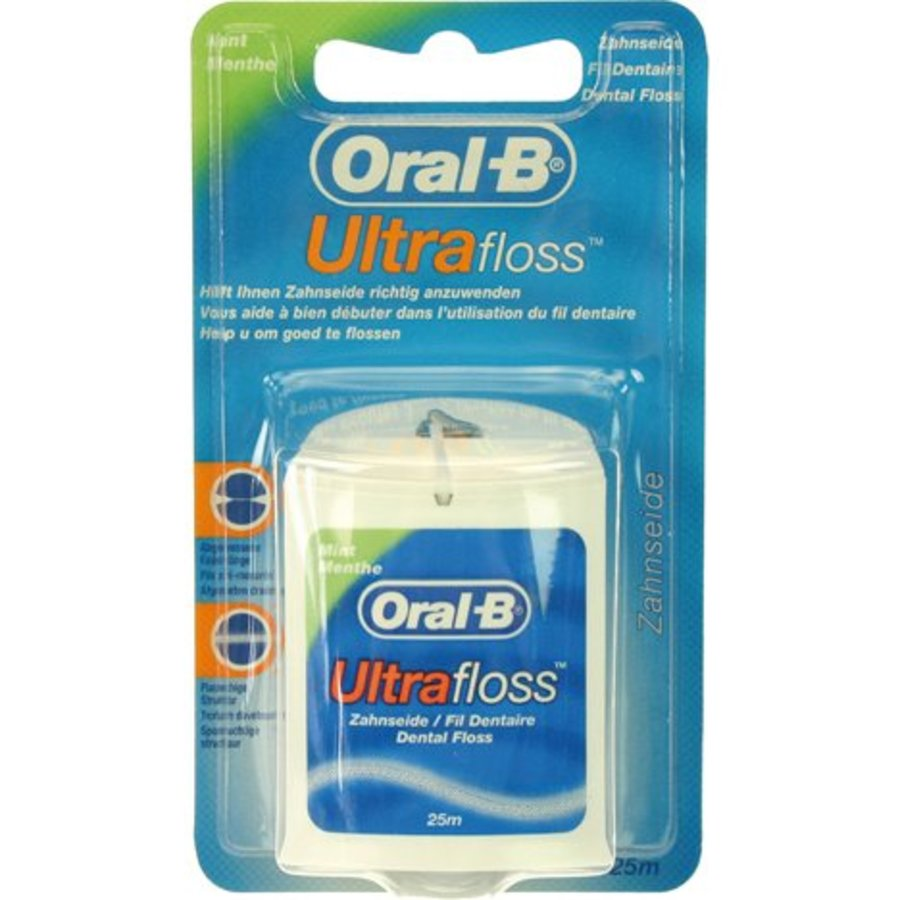 Oral-B Floss Super Mint - 25m