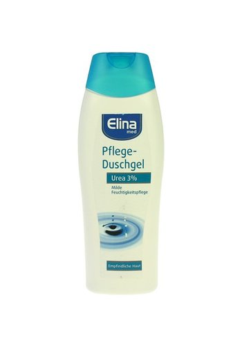 Elina Urea 3% douchegel 250ml sensitive