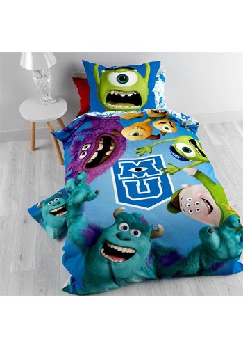 Universal Dekbedovertrek DBO UNIV Monsters