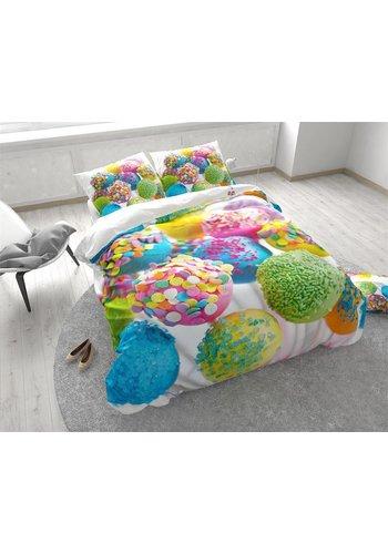 Licentie Dekbedovertrek DBO LIC Lollipop Cotton