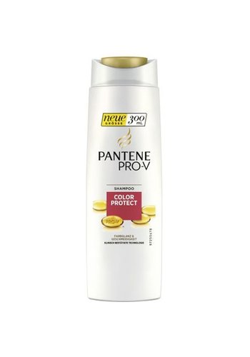 Pantene Shampoo 300ml Color Protect