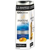 Pantene Shampoo 2x250ml anti-roos