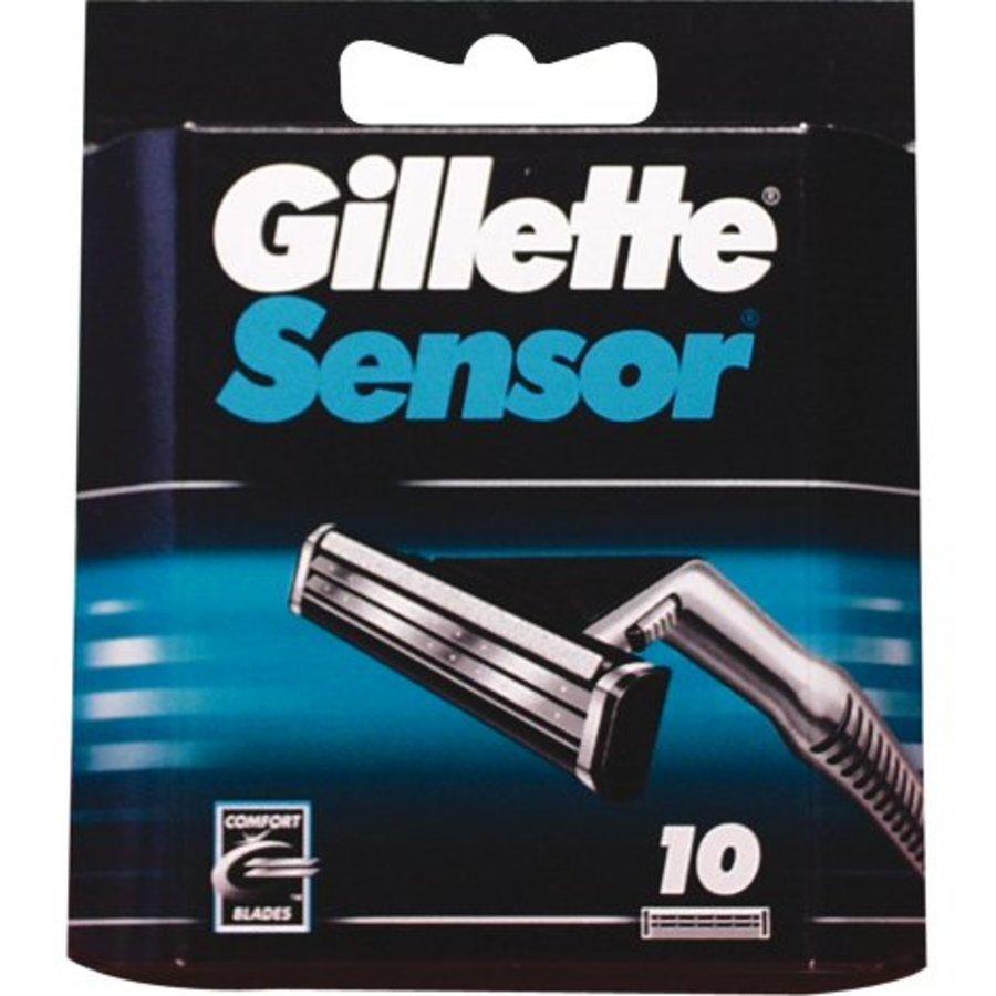 Gillette Sensor standart 10 stuks