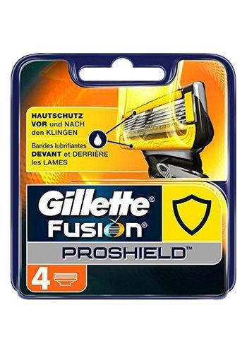 Gillette Proshield hautschutz 4 stuks