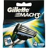 Gillette Gillette Mach 3 - 4 stuks