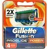 Gillette Gillette Fusion proglide power 4 stuks
