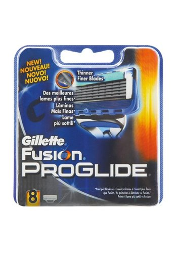 Gillette Gillette Fusion proglide 8 pièces