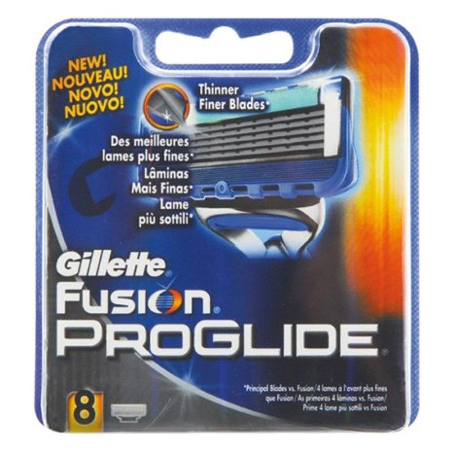 Gillette Fusion proglide 8 stuks