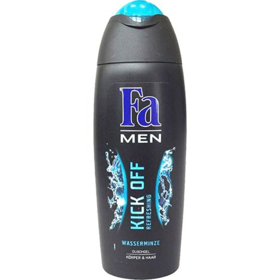 Fa Douche 250ml men kick-off