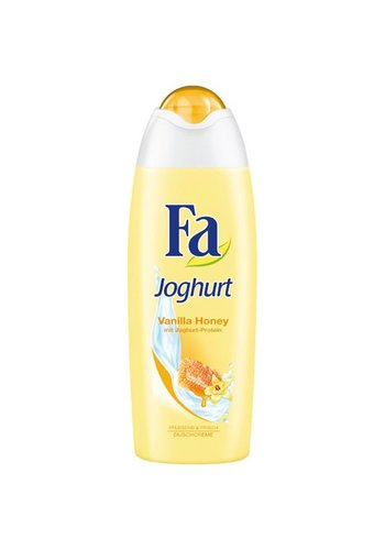 Fa Fa Douche 250ml yoghurt vanilla honey