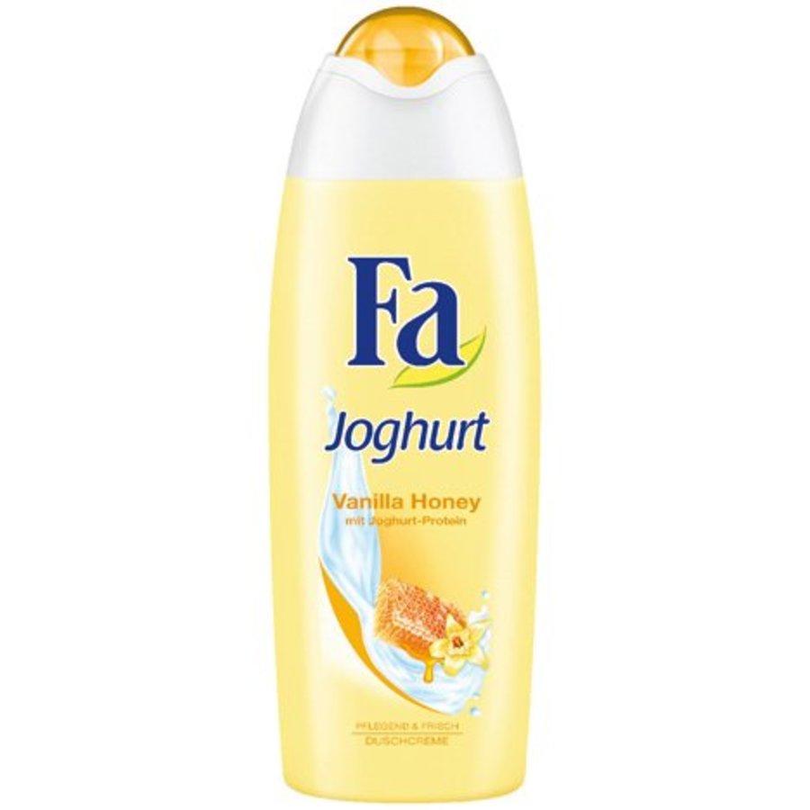 Fa Douche 250ml yoghurt vanilla honey