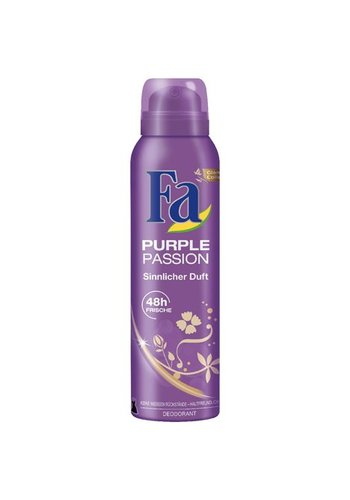 Fa Fa Deospray 150ml purple passion