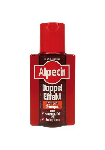 Alpecin Alpecin shampoo 200 ml dubbel effect