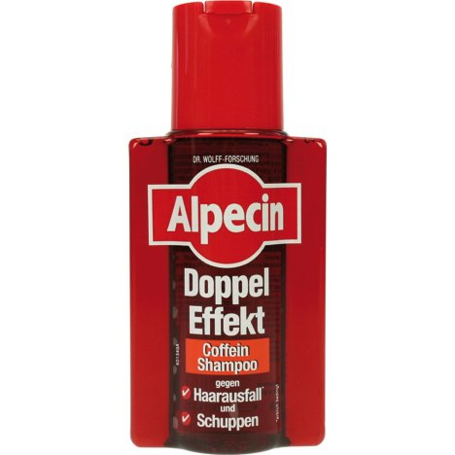 Alpecin Shampoing 200ml double effect