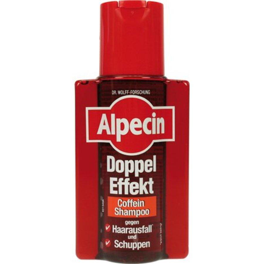 Alpecin Shampoo 200ml dubbel effect