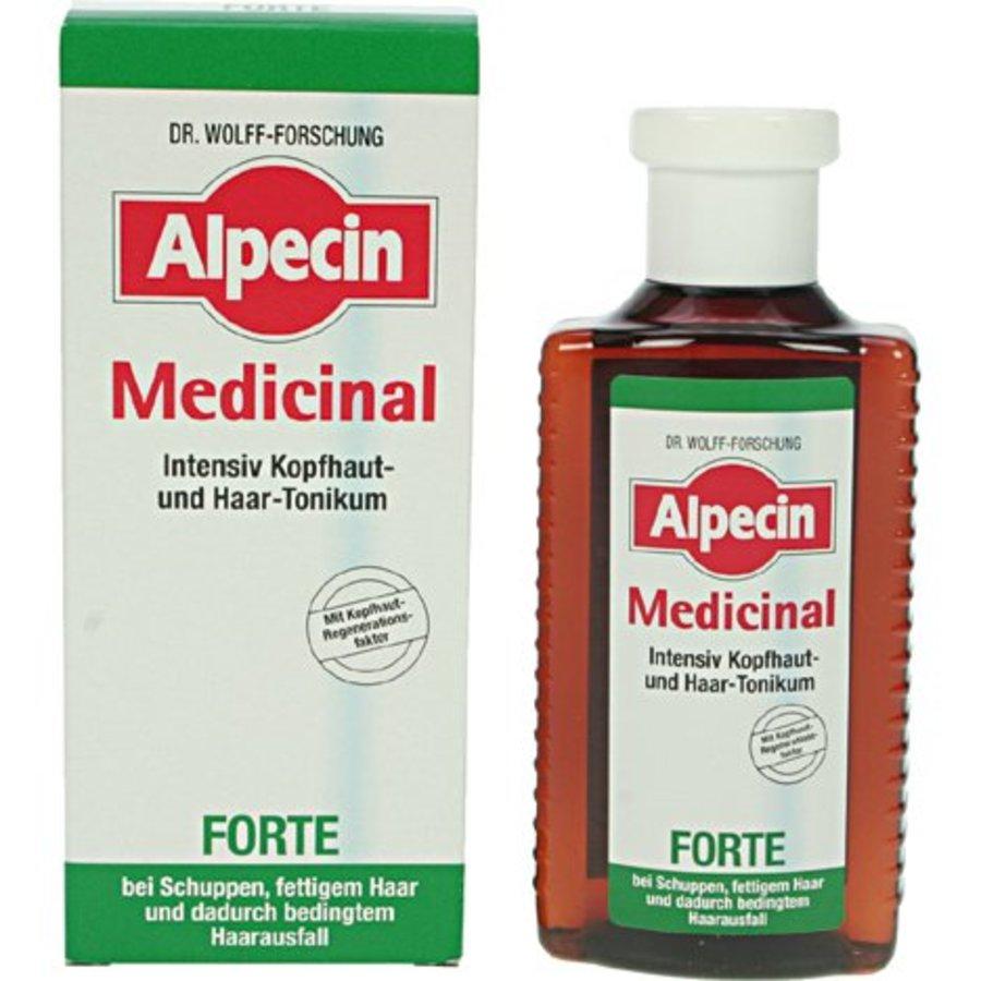 Alpecin eau tonique pour cheveux200ml forte