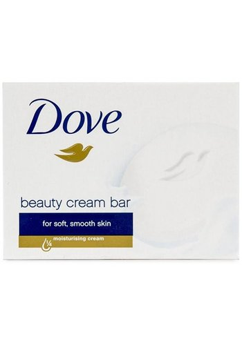 Dove Zeep cream bar 100g wasblok