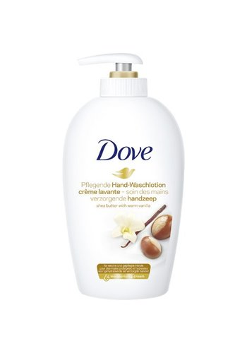 Dove Vloeibare zeep 250ml sheaboter