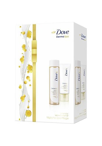 Dove Dove GP Handcreme 75ml + Olie 150ml Derma Spa