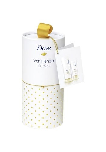 Dove Dove GP Crème pour les mains 75ml + Lotion 200ml Derma Spa