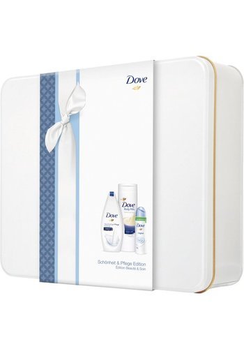 Dove Dove GP Douche 250ml + Deospray 75ml + Bodymilk