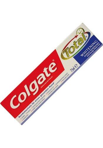 Colgate Colgate Dentifrice 75ml total blanc