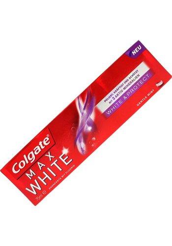 Colgate Tandpasta 75ml max white wit-beschermend