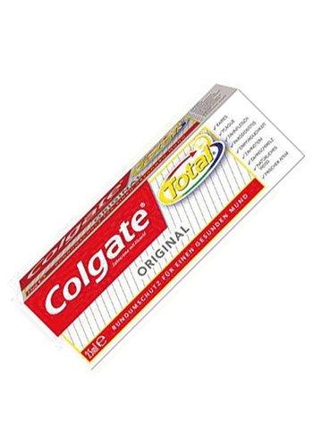 Colgate Zahnpasta - Total Original - 25 ml