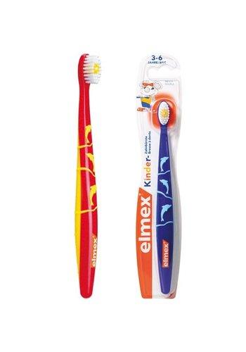 Elmex Elmex Brosse à dents pour enfants