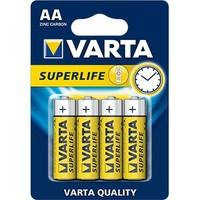 Varta Batterijen Superlife Mignon AA - 4stuks